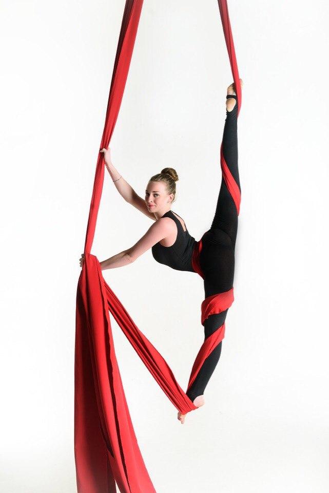 фото воздушной гимнастики иллюстрации только